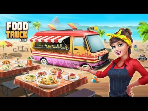 Food Truck Chef™: Cooking Game Android Gameplay