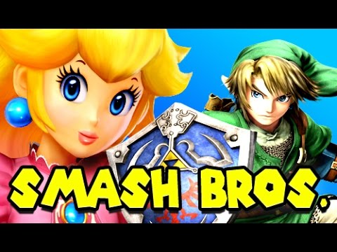 videogame - My siblings and I play Gmod with the Super Smash Bros. Mod, in preparation for the new upcoming release! Watch as we do a hilarious roleplay of Video Game characters dating! Thanks for watching!...