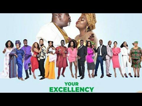YOUR EXCELLENCY|Full Movie| Funke Akindele, Akin Lewis, Alexx Ekubor, Shaffy Bello, Falz| Review