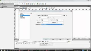 ทำเว็บเพจง่ายๆ ด้วยโปรแกรม Dreamweaver 8