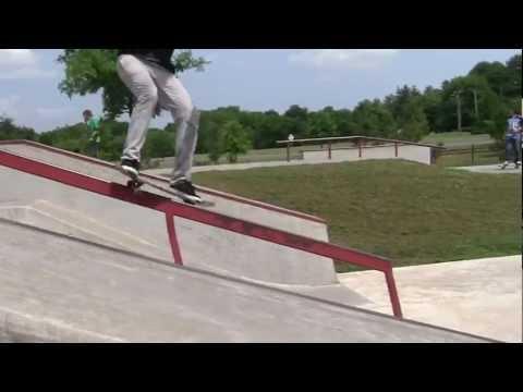Skating Montage- Jim Warren Franklin TN