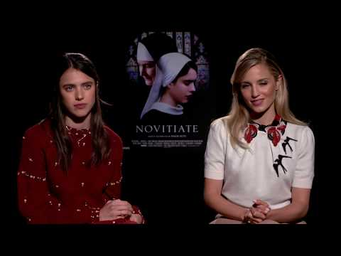 Novitiate: Dianna Agron & Margaret Qualley Exclusive Interview