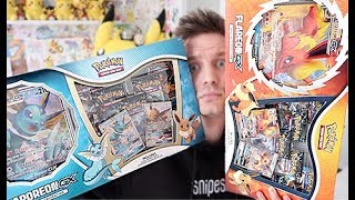 Opening A Flareon & Vaporeon Special Collection GX Box!!! by Unlisted Leaf