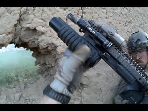 SPECIAL FORCES HELMET CAM FIREFIGHT   FUNKER530