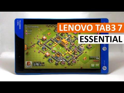 📷 Lenovo Tab3 7 Essential Gaming Performance - Part 1