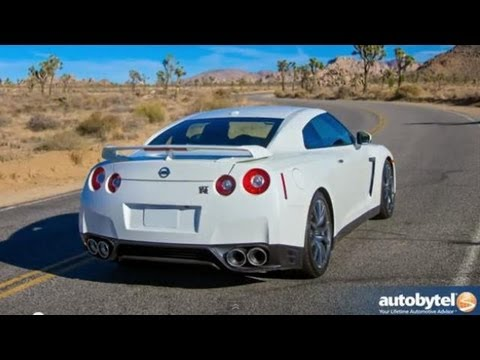 2014 Nissan GT-R Premium Sports Car Video Review