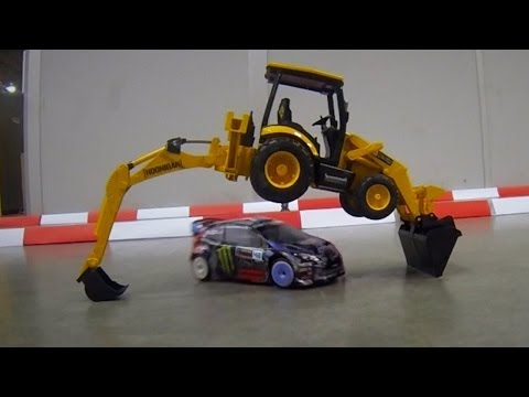 micro - HPI presents the RC tribute to Ken Block's Gymkhana 6. All shot with the GoPro Hero3. Featuring the HPI Ken Block 2013 GRC Micro RS4 w/ Ford Fiesta H.F.H.V. ...