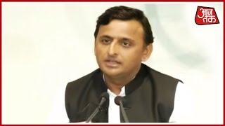 UP Elections: Akhilesh Yadav Live
