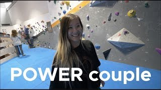 Couples that climb together STAY together || Jake & Di by Bouldering Bobat