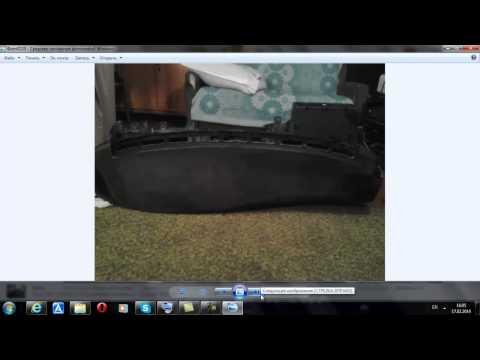 Торпеда от какой иномарки подходит на ваз 2109 фотка