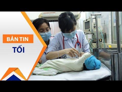 TP.HCM: Bé sơ sinh bị bỏ rơi được đoàn tụ | VTC - Thời lượng: 66 giây.