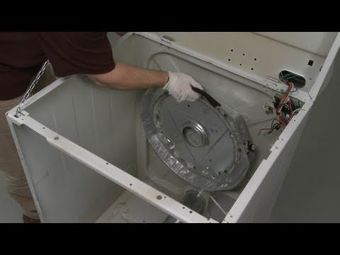 Heating Element and Rear Housing Assembly Replacement (part #131553900) – Frigidaire Dryer Repair
