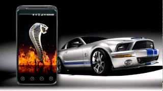 Sports Car- Mustang Shelby LWP YouTube video
