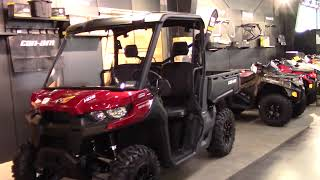 10. 2019 Can-Am DEFENDER HD8 DPS - New Side x Side For Sale - Niles, Ohio