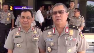 MABES POLRI SOSIALISASI PERKAP NO 8 TAHUN 2015 DI BANGKA BELITUNG