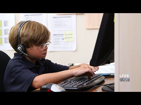 6YearOld Data Entry Prodigy Already Entertaining Offers From Major Temp