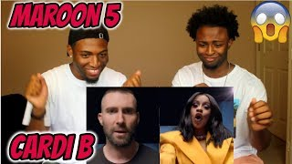Video Maroon 5 - Girls Like You ft. Cardi B (CELEBRITY OVERLOAD!!!)(REACTION) MP3, 3GP, MP4, WEBM, AVI, FLV Agustus 2018