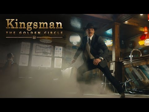 Kingsman: The Golden Circle (TV Spot 'English Manners, Southern Charm')