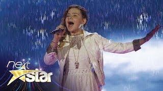 11-letnia dziewczyna wybrała najtrudniejszy utwór świata. Kiedy jurorzy usłyszeli jej głos, byli w szoku!