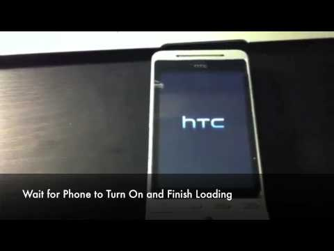 How to Unlock T-mobile G2 (HTC) Google Phone by Unlock Code Android Sim Network Unlocking Pin