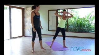 Move Your Asana® Fitness.Yoga. - Lower Body Series - Get Deep