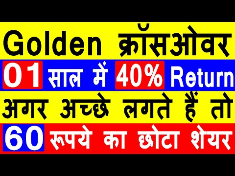 GOLDEN CROSSOVER STRATEGY | BEST BANKING SECTOR STOCKS TO BUY | FEDERAL BANK SHARE PRICE TARGET