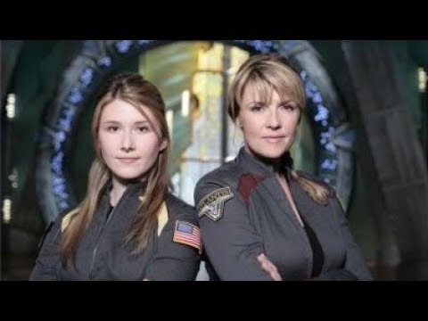 Stargate Atlantis Season 1-5 Intros HD