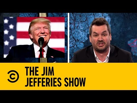 Donald Trump Redefines Poverty | The Jim Jefferies Show