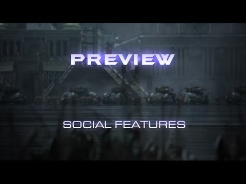Starcraft 2: Heart of the Swarm Gets Social Features Trailer