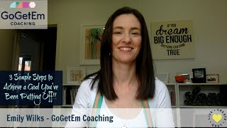 Welcome to GoGetEm Coaching!