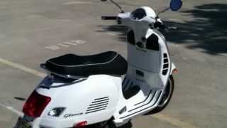 7. Vespa GTS 300 Super Scooter Review