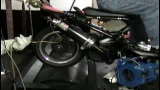 4. Honda Ruckus Dyno Run 9.11HP!!!