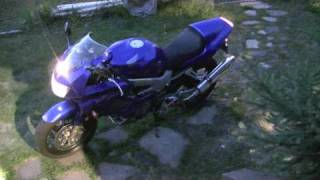 8. 2003 Honda SuperHawk VTR1000 996 Flame