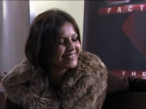 اختبار مروة احمد في المعسكر المغلق - The X Factor 2013