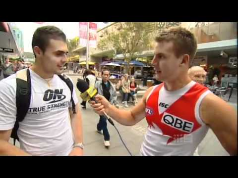 Beau Knows AFL - Footy Show