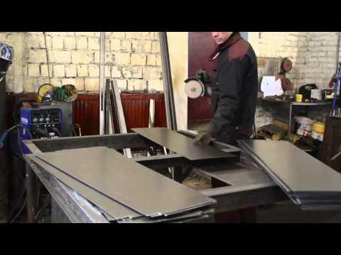 металлические двери производство оптом