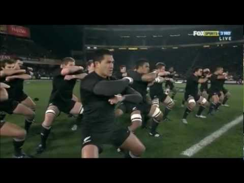 All Blacks Haka Compilation