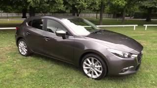 5. New 2018 Mazda 3 SP20 Limited Edition Presentation - Machine Grey