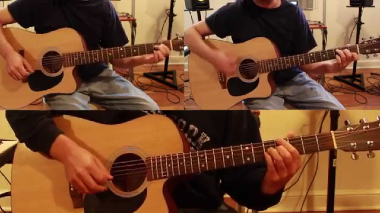 """Stay With Me"" – Sam Smith – Acoustic Guitar Instrumental Cover (by Ely Jaffe)"