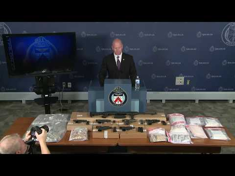 @TorontoPolice Project Moses News Conference LiveStream | Monday, February 18th, 2019 | 10:30AM