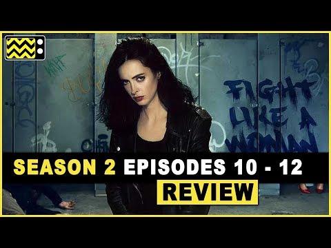 Jessica Jones Season 2 Episodes 10 - 12 Review & Reaction | AfterBuzz TV
