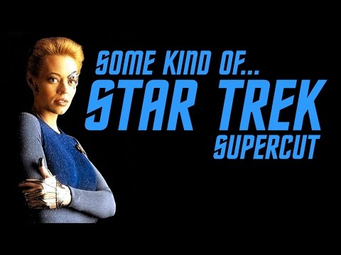 SuperCut of Every Time Someone Says Some Kind Of on STAR TREK