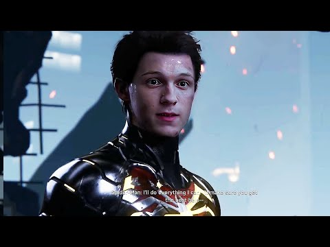 Tom Holland in Marvel's Spider-Man (Far From Home) [DeepFake]