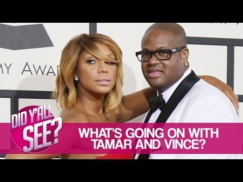 Tamar Braxton Violent Marriage and Secrets Exposed