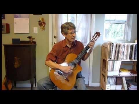 Crippled Inside - Lennon Solo guitar Instrumental