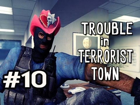 Trouble In Terrorist Town w/Nova &amp; Sp00n Ep.10: PROVOKING A FIGHT Video