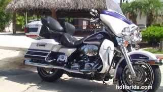 9. Used 2007 Harley Davidson Ultra Classic Electra Glide Motorcycles for sale - Dunedin, FL