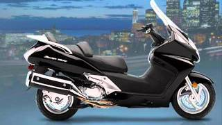 5. 2012 Honda Silver Wing ABS