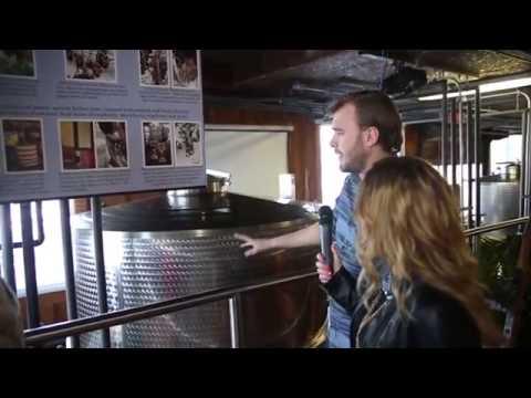 Wine Tours Niagara at The Ice House Winery Niagara on the Lake