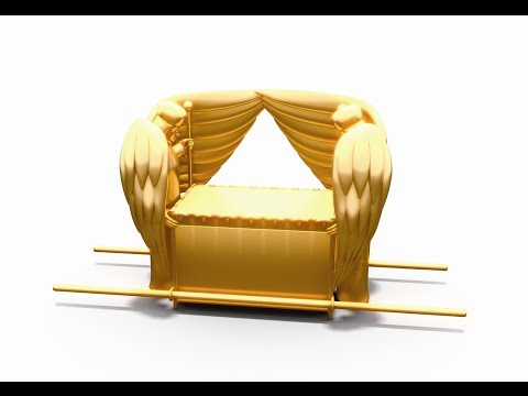 The True Message of the Ark of the Covenant, Discovery by Ron Wyatt